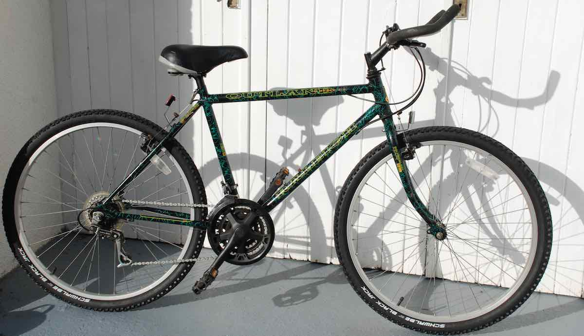 Raleigh Ouland Bicycle