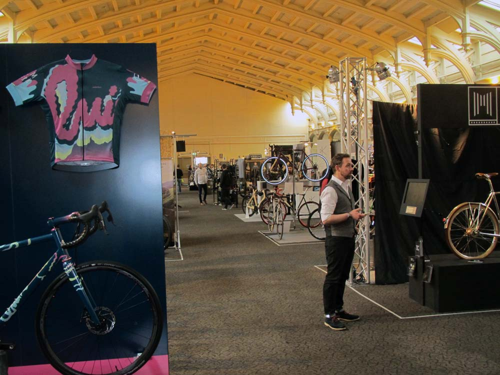 Bespoked 2016 exhibitor stands