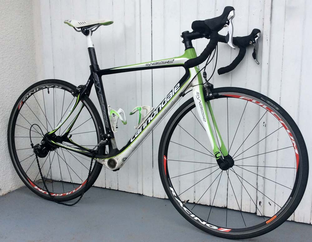 Cannondale Synapse Cycle