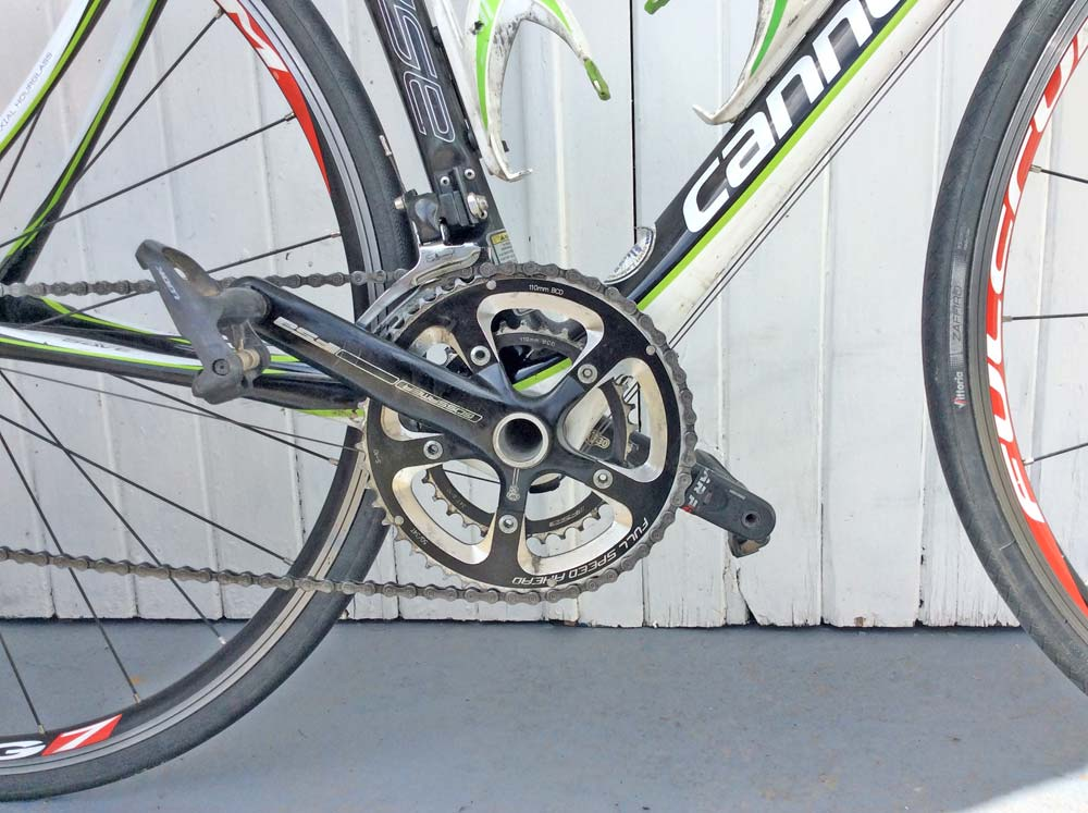 Cannondale Synapse Chainset