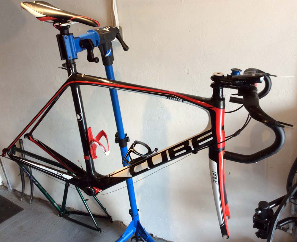 Cube Agree Bicycle Frame