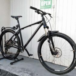 Mountain Bike in Black