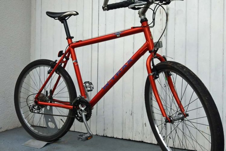 SOLD! Raleigh M-Trax 100 £145