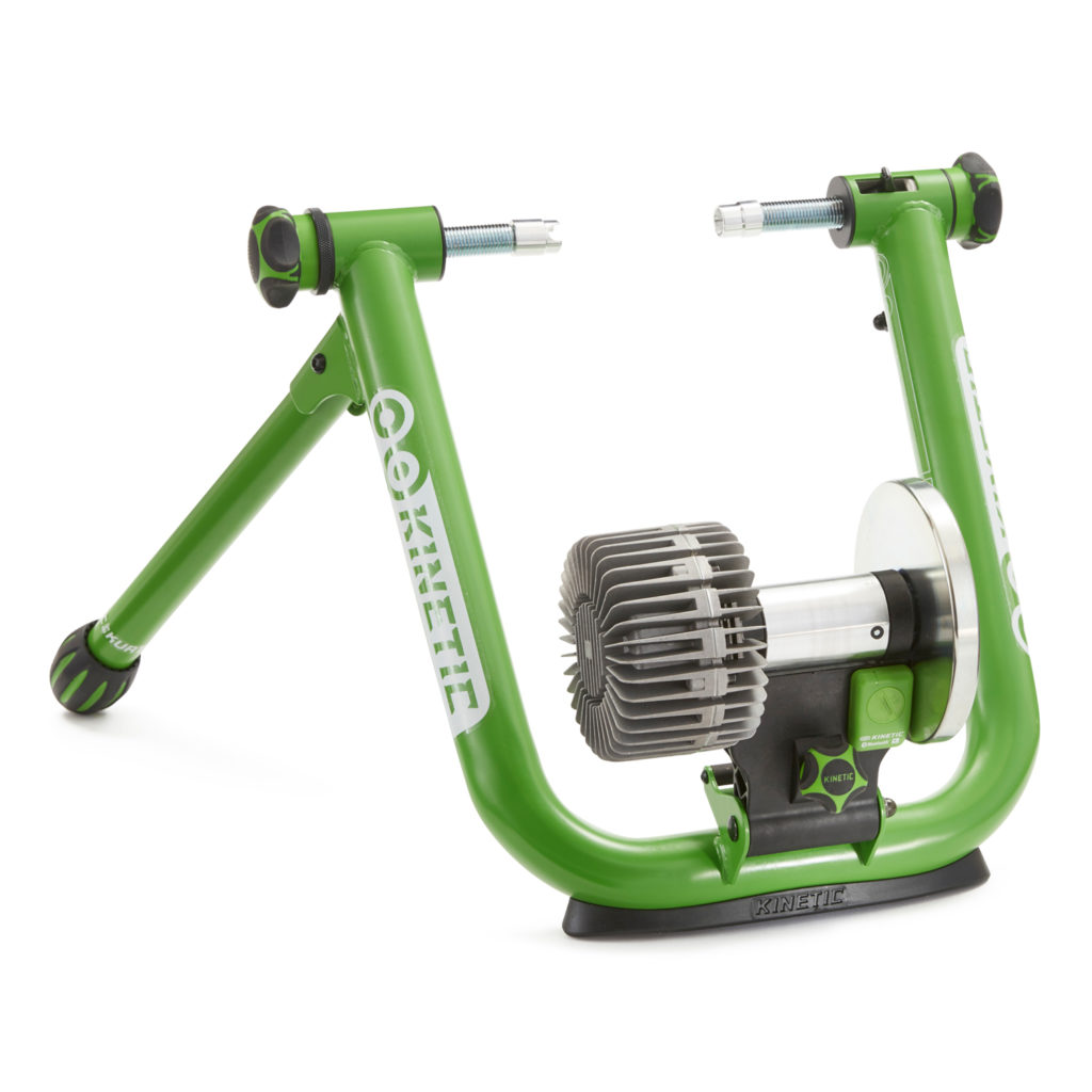 Green Turbo trainer