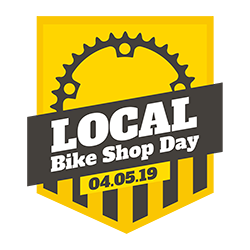 Local Bike Shop Day Banner