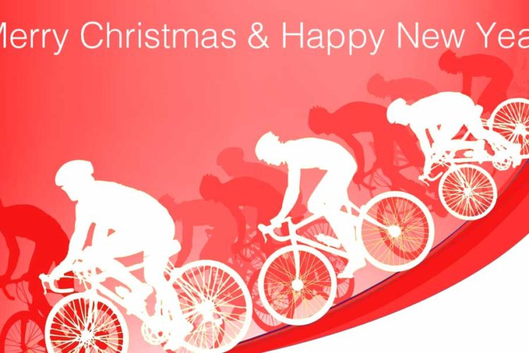 Merry Cycling Christmas!